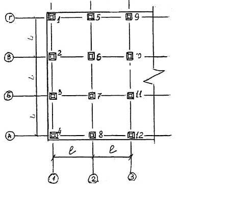 Технологическая схема производства плит перекрытия