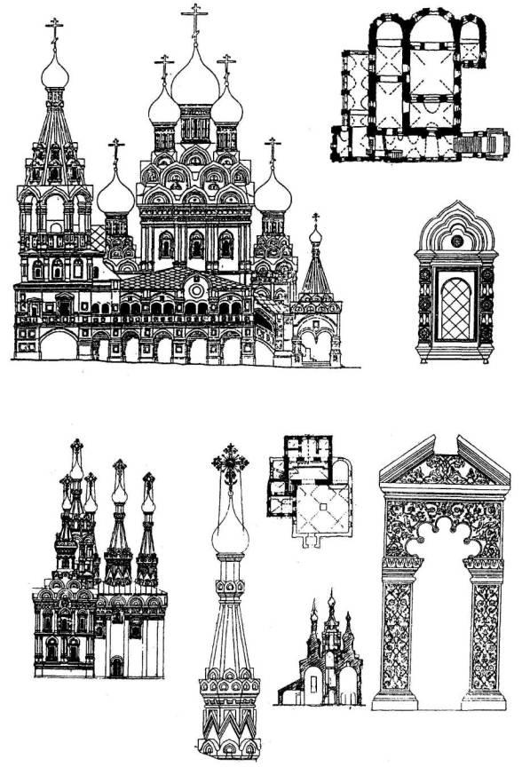 СП 3110399 Здания сооружения и комплексы православных
