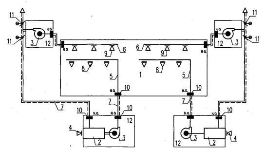 принципиальных схем систем
