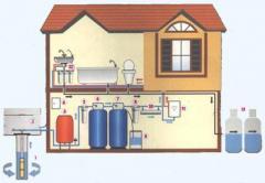 Анонс: Схемы водоснабжения