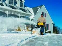 Анонс: Снежные ликвидаторы
