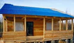 Анонс: Мифы о каркасном доме
