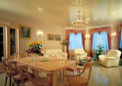 Анонс: Натяжной потолок: эстетично и практично!