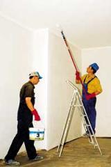 Анонс: Как правильно покрасить потолок