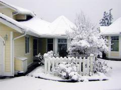 Анонс: Долгими зимними вечерами. дом, посещаемый только в выходные, должен быть комфортной крепостью