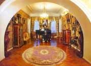 Анонс: Ореховая гостиная, дубовый кабинет