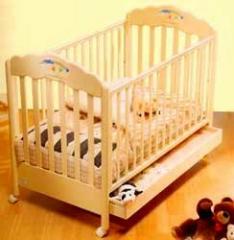 Анонс: Кроватка для малыша