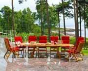 Анонс: Мебель из северной сосны