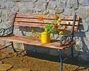 Анонс: Меблировка сада