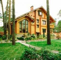 Анонс: Современный деревянный дом - сочетание традиционного материала и новейших технологий