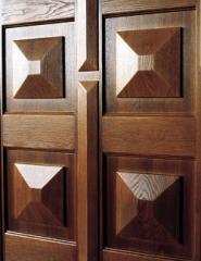 Анонс: Конструкция деревянной двери