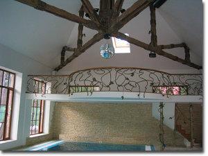 Полотно натяжного потолка Черутти бесшовное (белое, цветное)