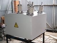 Пункт коммерческого учета электроэнергии  ПКУ-10
