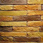 Декоративный камень Римский кирпич 0501-0506, микс