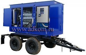 Блочно-контейнерные автоматизированные электростанции БКАЭС-200С-Т400-1Р