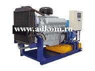 Дизельные генераторы электростанции АД 100 кВт