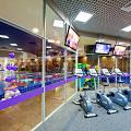 Фото 3: Перегородки в фитнес-центре