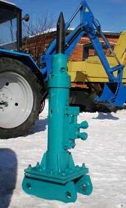 Гидромолот НМ-100 для  ТO-49, ЭО-2621, ЭО-2626, Амкодор 702, МКСМ-800