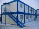 Новое модульное здание от ГК БАРС - административный двухэтажный комплекс из 10 модулей