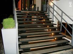 Анонс: Лестницы и ступени из мрамора и гранита