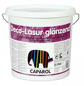 Лессирующая краска Caparol Deco Lasur
