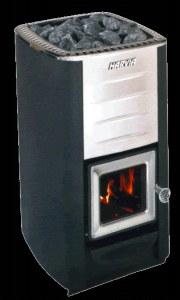 Дровяная печь для бани Harvia M3, до 13 м3