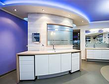 Анонс: Натяжной потолок с подсветкой