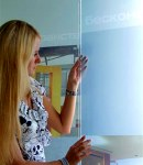 Инновационный профиль в стеклянных перегородках NAYADA