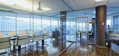 Анонс: Современные тренды в офисных интерьерах