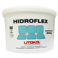 Мембранная гидроизоляция Hidroflex Litokol