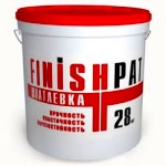Новая финишная шпатлевка от Старателей - FINISHPAT