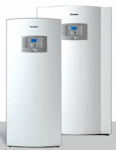 Тепловые насосы для отопления и ГВС