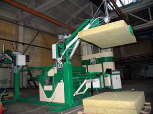 Робот-манипулятор РМ-20 для работы с минераловатными плитами