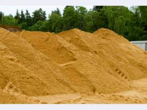 Песок мытый крупный 2.5-3.0