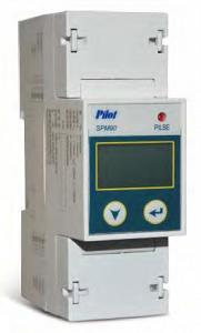 SPM90 — счетчик постоянного тока на DIN-рейку