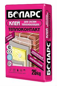 Клей монтажный Теплоконтакт (морозостойкий от -10) 25 кг
