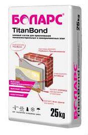 Клей монтажный Titanbond 25 кг