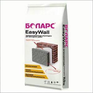 Штукатурка теплоизоляционная Easy Wall 11,5 кг