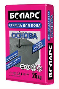 Стяжка для пола Основа (быстротвердеющая) 25 кг