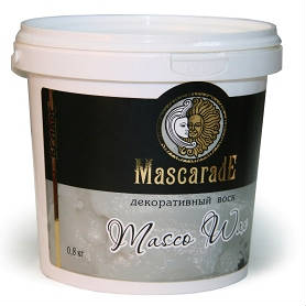 Воск Masko Wax (бронза) 0,8 кг