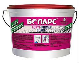 Грунт Acrylprimer Quartz 15 кг