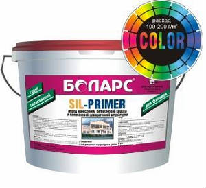 ����� ����������� Sil-Primer Color 5 ��
