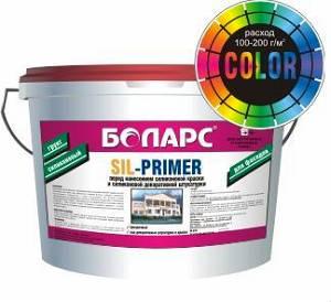 ����� ����������� Sil-Primer Color 10 ��