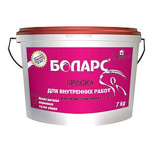 Краска для внутренних работ 15 кг