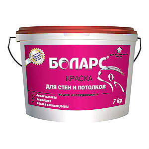 Краска для стен и потолков 15 кг