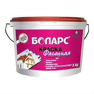 Краска фасадная акриловая 15 кг