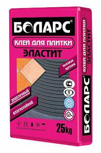 Клей для плитки Эластит 25 кг