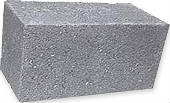 Бетонный блок стеновой полнотелый КСР-39 (СКЦ-1)