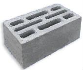 Бетонный блок 8-щелевой КСР-ПС-39 (СКЦ-1)