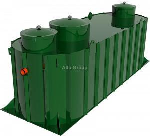 Очистное сооружение ливневых стоков Alta Rain 1